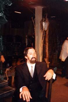 The Barbarians.  Frank as Dr. Makarov at PRT