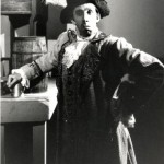 Beggar's Opera - Frank as Mr. Peachum at PRT